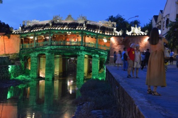 Ancient Bridge in Hoi An