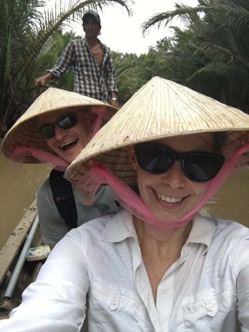 Traditional Cruise on the Mekong Delta
