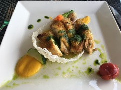 More amazing food